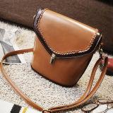 2017 nuovo sacchetto di spalla popolare della signora Handbag Shiny PU Leather per le donne Sy8073