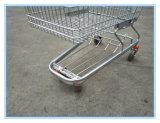 Ovale Gefäß-Art-Einkaufen-Laufkatzen mit 100L