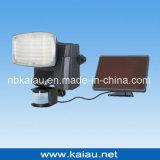 2W SMD LEDの動きセンサーが付いている太陽機密保護ライト