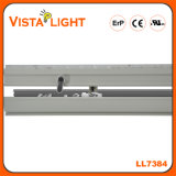 Luz de teto linear elevada do diodo emissor de luz da iluminação do brilho 130lm/W para hospitais