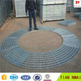 Grating Van uitstekende kwaliteit van het Staal van de Levering van China In het groot Hoogwaardige