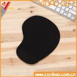 昇進のカスタム環境に優しいゲルの手首残りのシリコーンのマウスパッドかWrister Mousepadまたはゲルのマウスパッド