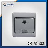 壁の取付け可能な鍵カードのエネルギーセイバーのホテルスイッチ