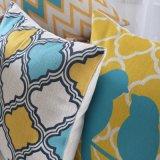 Almofadas lombares de algodão de algodão baratos para assento