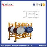 empilhamento da cremalheira do armazenamento de cilindro da capacidade 1000kg