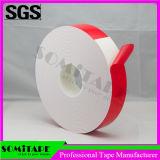 Cinta blanca echada a un lado doble auta-adhesivo de la espuma del PE de la muestra libre de la cinta Sh333p de Somi