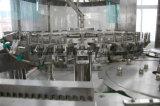 Автоматические выпивая завалка воды бутылки и завод упаковки