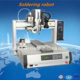 自動はんだ付けする機械またははんだ付けするロボットまたははんだ付けする装置か溶接機