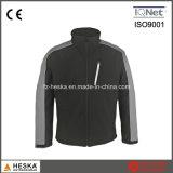 OEM обслуживает зиму Softshell 3 слоя напольной куртки