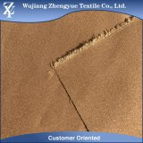 Gesponnenes deutlich gefärbtes Baumwollnylonspandex-Ausdehnungs-Kleid-Gewebe