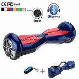Самокат Hoverboard франтовского баланса 2 колес электрический моторизовал самокат взрослого доски Hover конька электрического скейтборда стоящий