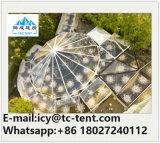 Tente de luxe mélangée en gros professionnelle de noce de la Chine