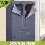 저장은 내각 Foldable 직물 옷장 현대 가정 가구를 입는다