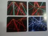 LEIDENE Spin Lichte 3*3W die het HoofdLicht van de Spin bewegen