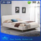Moderner Entwurfs-Bett-Raum-Möbel-Schlafzimmer-Set-festes Holz von China