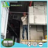 Panneau de mur isolé thermique ignifuge de sandwich à la colle de Fujian ENV