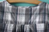 نمط شريط تباين لون ثوب