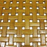 Natürlicher Bambusblock Placemat für Tischplatte u. Bodenbelag