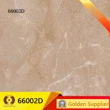 pared y suelo esmaltados pulidos 60X60 (66002D) del azulejo del mármol de la porcelana