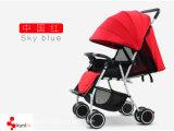 Carrozzina del bambino del Buggy di bambino del passeggiatore del bambino delle 4 rotelle