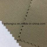 Norme nationale En11612 Tissu de vêtements à retardement de flamme 100% coton