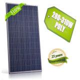 comitato solare della terra di Sun di alta efficienza 310W poli