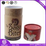 Chinesisches rotes Form-Feld-Verpacken ringsum Geschenk-Kasten