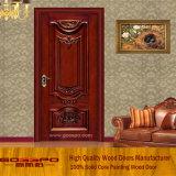 أسلوب كلاسيكيّة أبواب صلبة خشبيّة لأنّ دار ([غسب2-029])