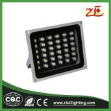 高品質は鋳造アルミ20W IP66 LEDの洪水ライトを停止する