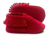 女の赤ちゃんのための方法様式の赤ん坊靴