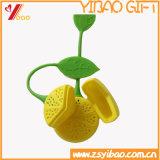 環境保護のカスタム高品質のシリコーンの茶Infuser (XY-HR-93)