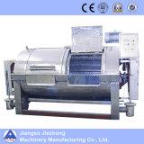 Machine à laver industrielle de blanchisserie d'utilisation d'hôtel de matériel horizontal de rondelle