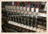 Het Vullen van de Olie van het Smeervet van de fles het Afdekken de Machine van de Etikettering