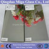 стекло 8.76mm 16.76mm прокатанное структурно