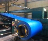 La tapa PPGI, colorea bobinas revestidas/bobinas de acero galvanizadas prepintadas