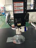 Máquina de giro do couro do ponto do teste padrão de 306 graus