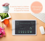 Howshow tablette de retrait graphique d'affichage à cristaux liquides de 10 pouces pour le bureau de famille