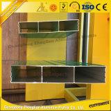 Peças de alumínio da parede de cortina da alta qualidade com arquitetura de alumínio