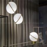 ホテルの装飾的な照明のためのヨーロッパデザイナーアクリルのSuspensiveペンダント灯