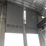 急速な圧延の部門別のオーバーヘッド産業ドア