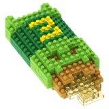 los bloques de la serie del alimento del kit del bloque 14889237-Micro fijaron el juguete educativo creativo 260PCS - Mcflurry de DIY