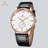 Uhr-Fabrik-Uhr der kundenspezifischen Form-Armbanduhr-Männer mit Japan-Batterie 72822
