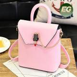 Ultimi sacchetti di modo per lo zaino classico di stile della borsa delle signore di immaginazione dell'adolescente con il catenaccio Sy8428 di apertura del rossetto