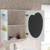 Vanità bianca della stanza da bagno di legno solido di stile moderno