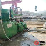 Pompe à plongeur chaude de piston pour la boue d'exploitation