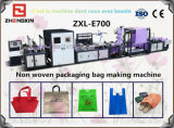 Wenzhou Zhengxinの機械(ZXL-E700)を作る非編まれたハンドル袋