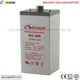 Solar Energy蓄電池のパネル電池2V 800ah