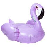 Spezielle Farbe schönes lustiges Belüftung-aufblasbares Flamingo-Pool-Schwimmen