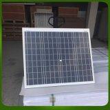 Comitato solare policristallino della fabbrica 18V 50With40W della Cina