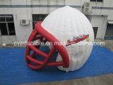 Раздувной тоннель шлема